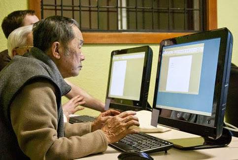 การจ้างงานผู้สูงอายุ