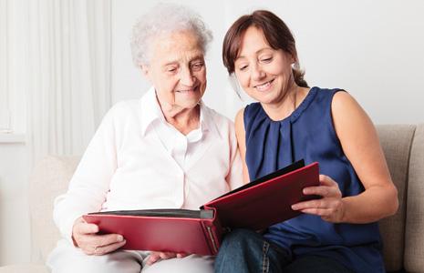การฟื้นฟู้สภาพผู้สูงอายุ